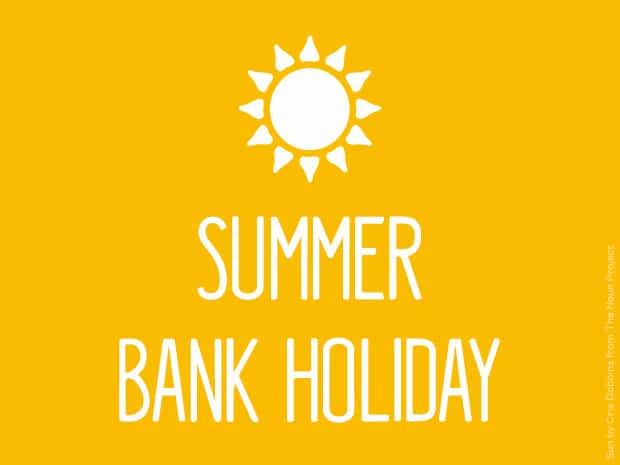 bank holiday - photo #26
